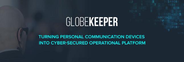 GlobeKeeper Logo