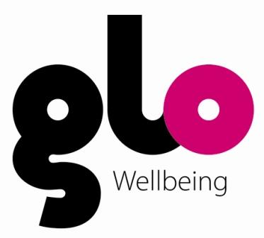 Glo wellbeing Logo