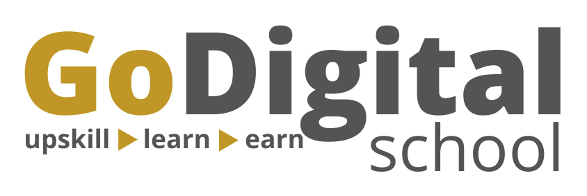 GoDigital School LTD Logo