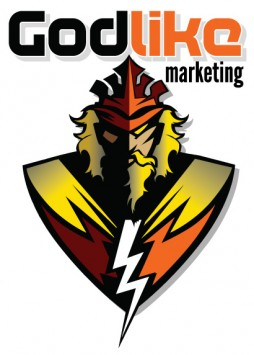 Godlike Marketing Logo