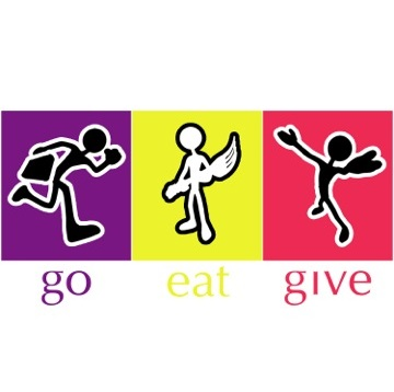 Go Eat Give Logo