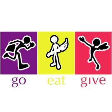 Go Eat Give Logo