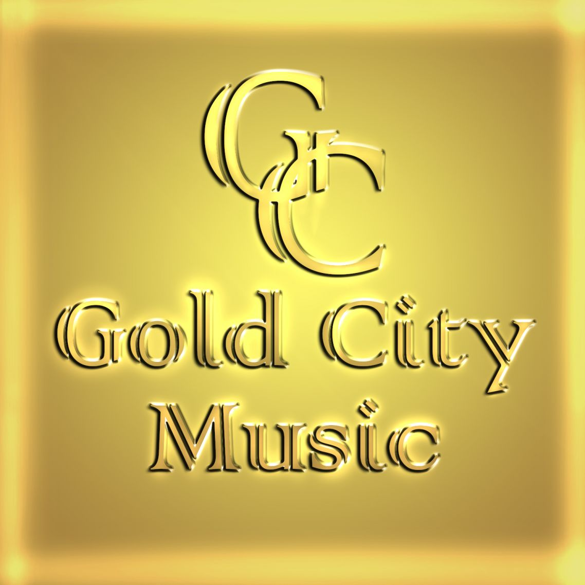GOLD CITY RECORDS Logo