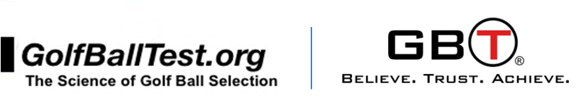 GolfBallTest.org   GBT Technologies, LLC Logo