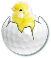 The Golf Chick Logo