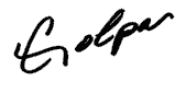 Golpa Dental Implant Center Logo