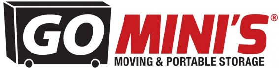 Go Mini's Portable Storage & Moving Logo