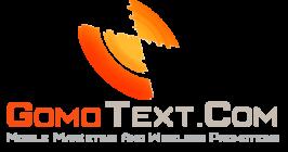 GOMOTEXT.COM Logo