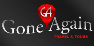 Gone Again Travel & Tours Logo