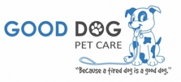 Good Dog Pet Care Logo