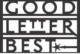 Good Letter Best Logo