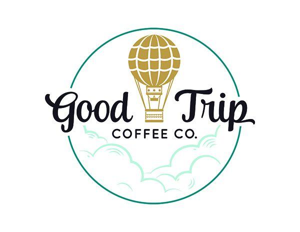 Good Trip Coffee Co. Logo