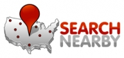 Search Nearby Logo