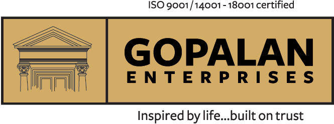 Gopalan Enterprises Logo