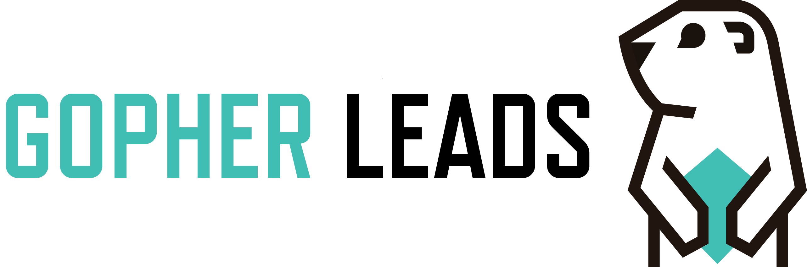 Gopher Leads Inc. Logo