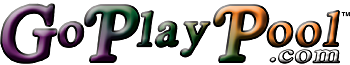 GoPlayPool Logo