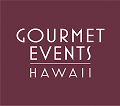 Gourmet Events Hawaii Logo