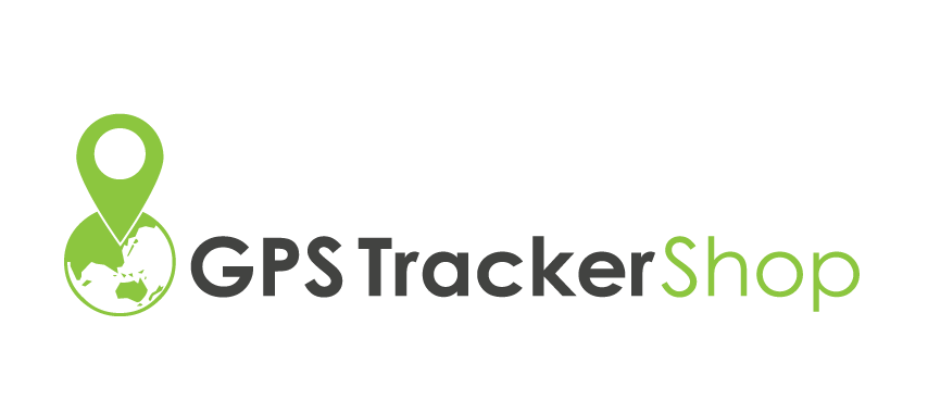 GPS Tracker Shop Logo
