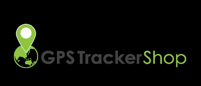 GPS Tracker Shop Logo