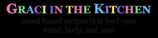 Graci In The Kitchen Logo