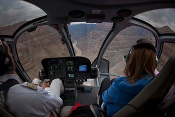 Grand Canyon Helicopter Tour Reviews Logo