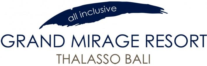 Grand Mirage resort & Thalasso Bali Logo