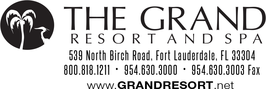 The Grand Resort and Spa Logo
