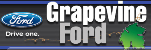 Grapevine Ford Logo