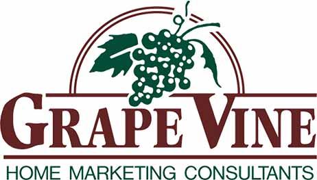 Grape Vine Logo