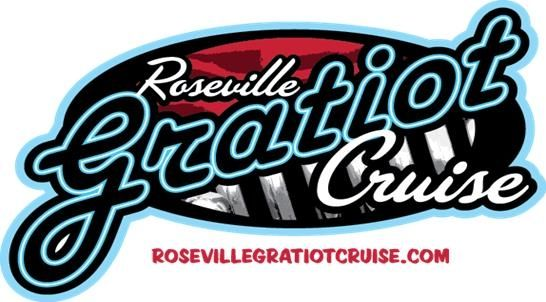 Roseville Gratiot Cruise Logo