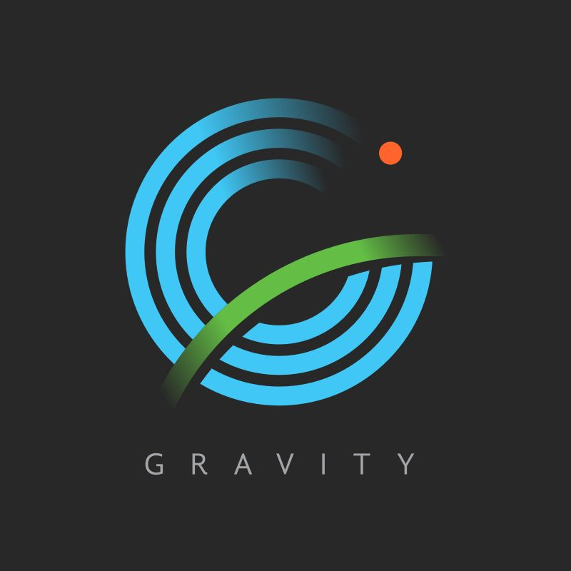 Gravity Supply Chain Logo