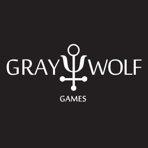 Gray Wolf Games Logo