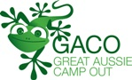Great Aussie Camp Out Logo