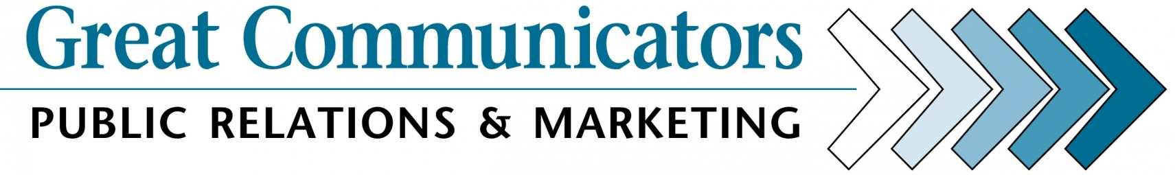 Great Communicators Public Relations & Marketing Logo