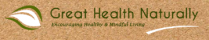 Great Health Naturally Logo