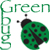 Greenbug All Natural Pest Control Products Logo
