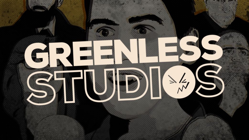 Greenless Studios Logo