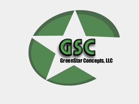 GreenStar Concepts LLC Logo