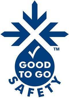 Good to Go Safety Logo
