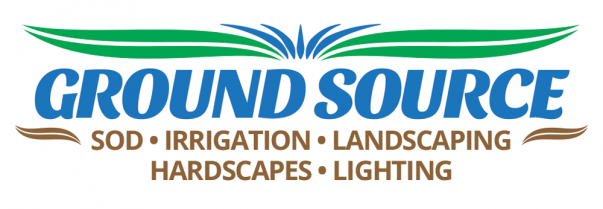 Ground Source Landscaping and Sod Installation Logo