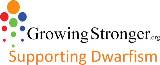 Growing Stronger Logo