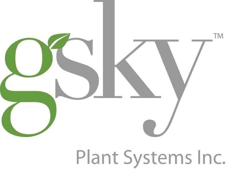 GSky Plant Systems, Inc. Logo