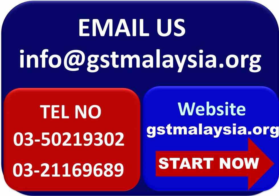 GST | GST Malaysia | GST Customs Malaysia Training Logo
