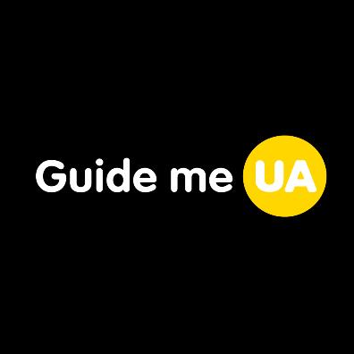 Guide me UA - Kiev Private City Tours Logo