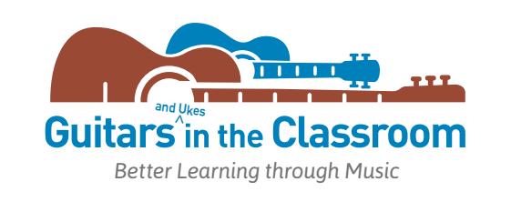 Guitars in the Classroom Logo