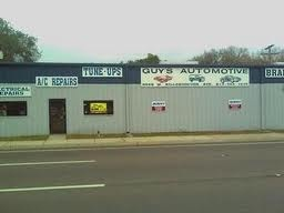 Auto repair Tampa by Guy's Automotive Logo