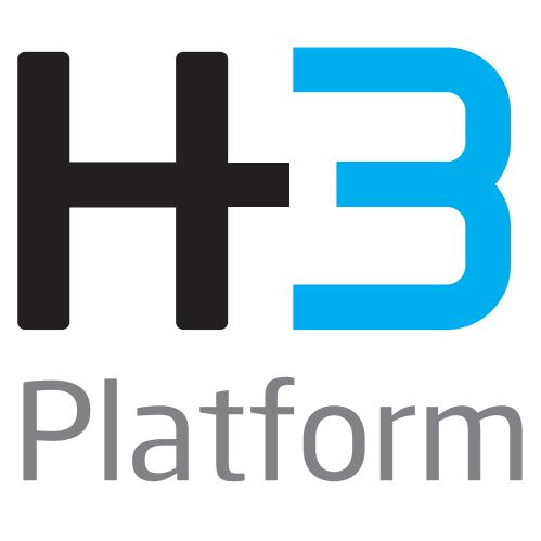 h3platform Logo
