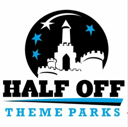 Half Off Theme Parks, LLC Logo