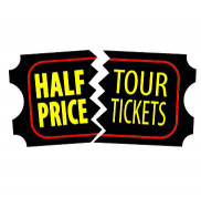 Half Price Tour Tickets Logo
