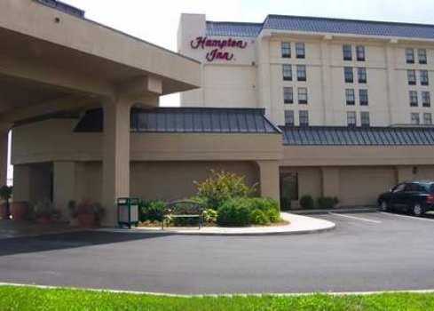 Hampton Inn Terre Haute Logo